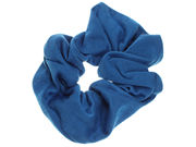 Royal Blue Jersey Scrunchie Hair Bobble