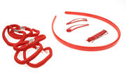 Hair Band Set - Red