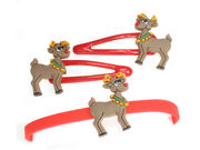 Red Christmas Rudolph Set