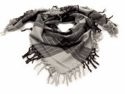 Grey Olivia Dollar Fashion Scarf