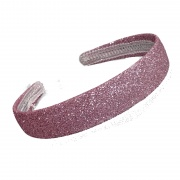 Light Pink Glitter Headband