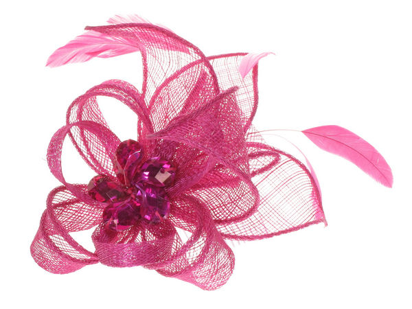 Fuchsia Crystal Fascinator Comb - Buy 1 Get 1 Free cd4e3ea0ca3