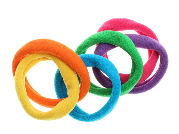 Bright Jersey Endless Snag Free Hair Bobbles Buy 1 Get 1